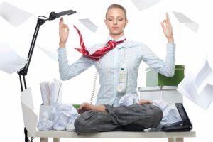 Estres laboral y Mindfulness